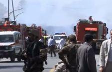 Kabul: attentatore suicida fa 24 morti nella capitale dell' Afghanistan