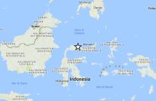 Violento terremoto, 6.0, in Indonesia