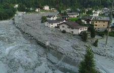 8 gli escursionisti dispersi per una enorme frana in Svizzera