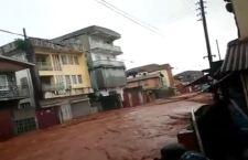 Sierra Leone: valanga di fango travolge le case. Centinaia di morti