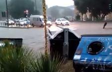 Allerta meteo per il Lazio. La Roma rischia di non giocare all'Olimpico