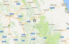Scosse di terremoto superiori a 3.0 nelle Marche