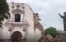 Terremoto Messico: 90 morti