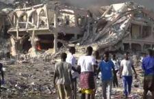 Somalia: 30 i morti per camion bomba contro hotel e Mogadiscio