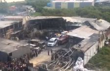 Indonesia: 50 morti per esplosione in fabbrica di fuochi artificiali