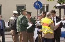 Monaco di Baviera: squilibrato ferisce a coltellate dei passanti