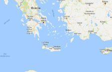 Grecia: fortissimo terremoto. 5.1 nella notte a Rodi