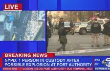 New York: esplosione nella metropolitana. Feriti. Un arrestato