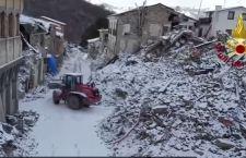 Terremoto: nuova scossa ad Amatrice