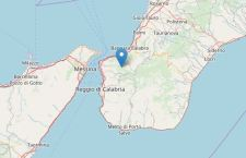 Terremoto in Calabria.Paura in Aspromonte