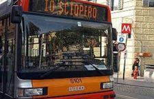 Roma: sciopero trasporto pubblico