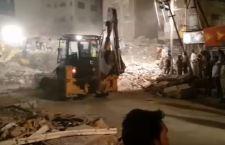 India: crolla un hotel. Più di 10 morti