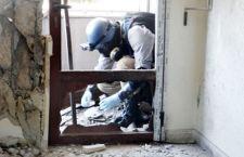 Siria: ispettori dell'Onu a Douma per le armi chimiche