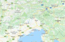 Terremoto 3.6 spaventa il Friuli