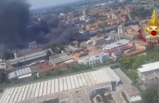 Bologna: in fiamme cisterna dopo scontro. 2 morti e decine di feriti