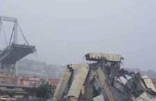 Genova: saliti a 43 i morti. Autostrade farà un ponte nuovo