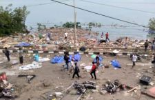 Terremoto e tsunami in Indonesia: quasi 400 morti