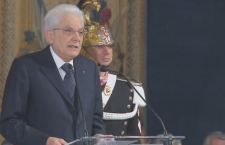 Mattarella: serve il dialogo