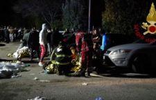 Ancona: strage in discoteca per una calca. Sei morti