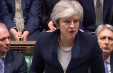 Brexit: bocciato il governo May a Westminster
