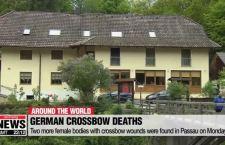 Germania.Strage: 5 corpi trovati colpiti con frecce da balestra