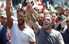 Aggressioni fasciste contro la libertà di pensiero  – di Giuseppe Careri