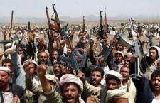 Yemen: gli sciiti Houthi propongono fine degli attacchi all'Arabia Saudita