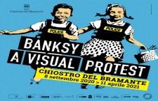 Banksy, il ribelle della Street Art – di Giuseppe Careri