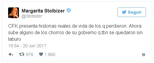 tweet margarita