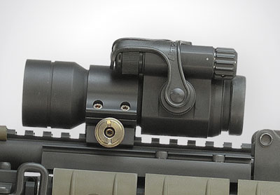 Extended Spare Battery Cap for Aimpoint Comp M68 and 9000