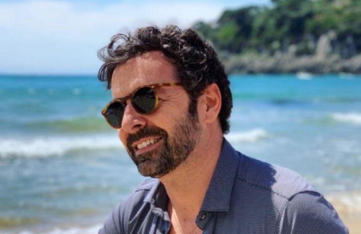 Alberto Matano terrorizzato da Marco Liorni: