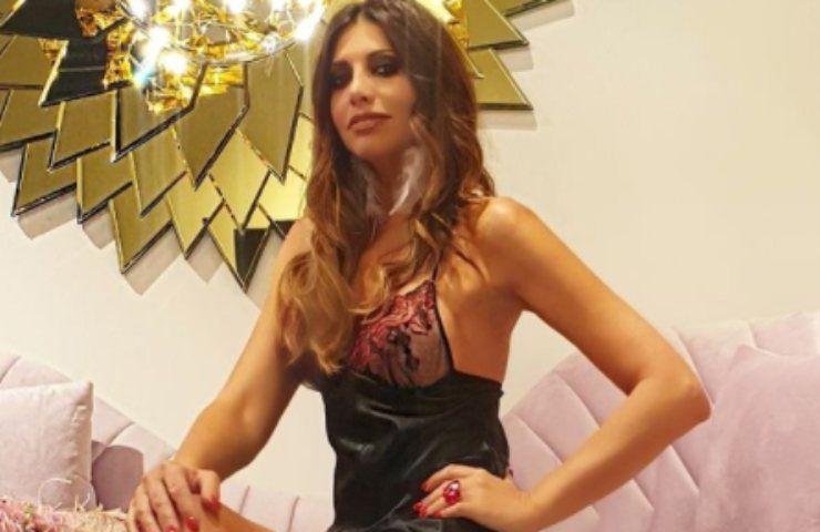L'Isola 15, Emanuela Titocchia su IG: