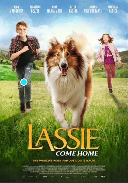 Locandina Lessie torna a casa