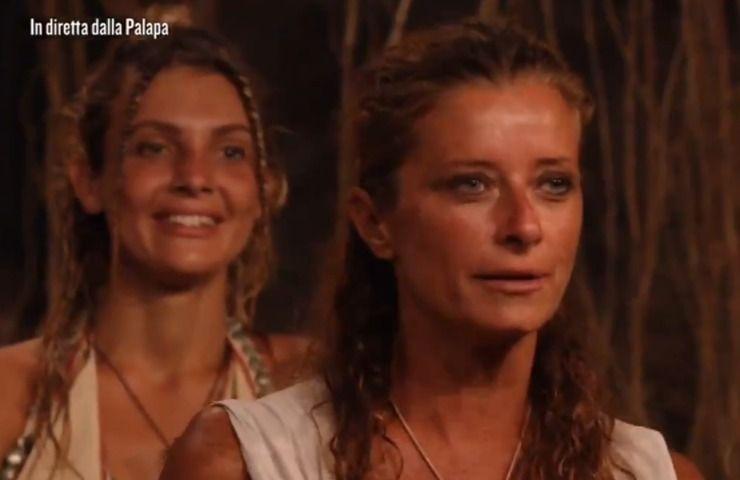 Valentina Persia a L'Isola dei Famosi