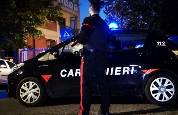 Carabinieri indagano su un omicidio-suicidio