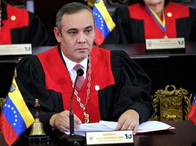 Maikel Moreno: El TSJ es garante  de la institucionalidad