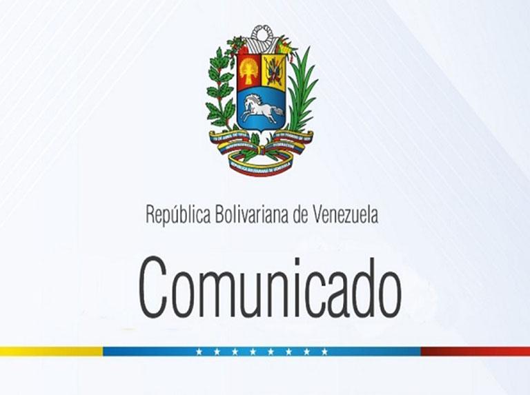 Venezuela rechaza declaraciones injerencistas de Borrell y Bachelet