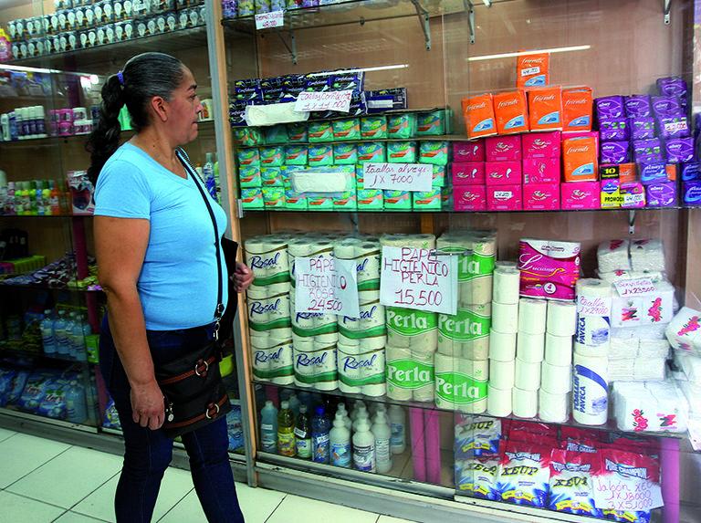 Los productos en divisas  pagarán más IVA