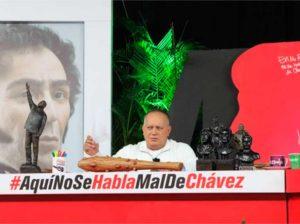 Cabello condenó acciones inconstitucionales impulsadas por la oposición