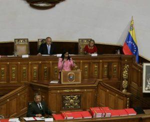 Vicepresidenta: Este año se han planificado dos golpes de Estado desde Colombia
