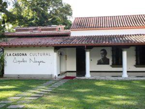 Presidente Nicolás Maduro inauguró Casona Cultural Aquiles Nazoa