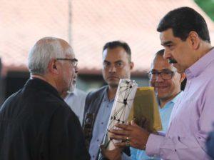 Jefe de Estado entregó el Premio Nacional de Cultura 2019