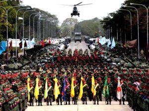 Asamblea Nacional Constituyente aprueba Ley Constitucional de la FANB