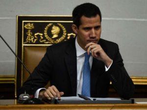 Solicitan investigar recursos para gira de Guaidó