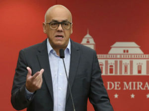 Jorge Rodríguez: Trump, Duque y Guaidó persisten en atacar a Venezuela
