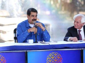 Capitales del mundo respaldan al Gobierno Bolivariano