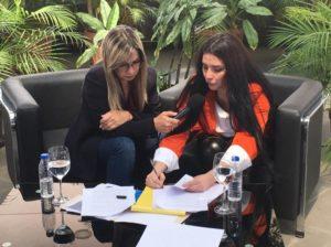 Excongresista colombiana fue torturada y abusada en Colombia