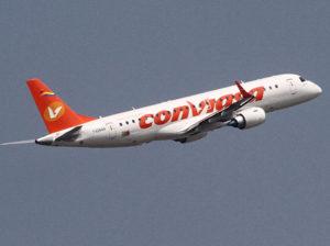 Aerolínea Conviasa garantiza puntualidad y buen servicio