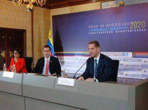 Venezuela y Suráfrica firman acuerdos