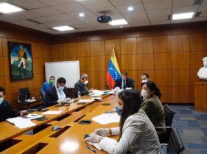 Cancilleres y Ministros de Salud coordinan estrategias contra covid-19
